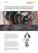 Case study:  PAL Robotics integrates encoder technology into biped humanoid to achieve balance
